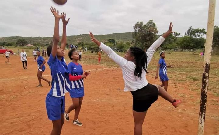 Mohlophi vows to improve netball locally