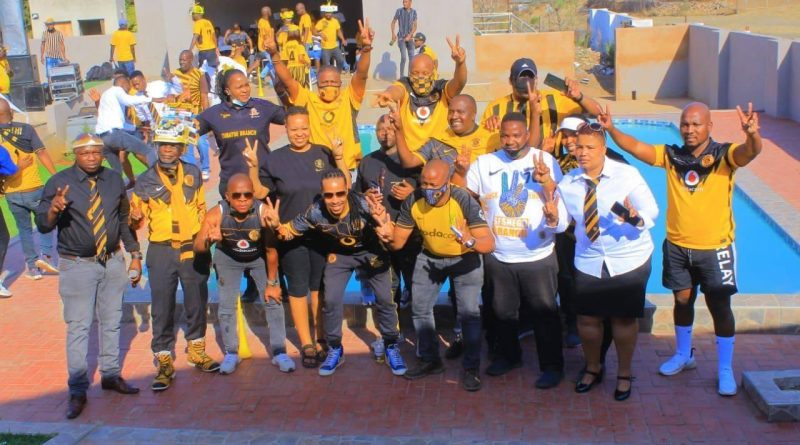 Kaizer Chiefs celebrate Heritage Day in style