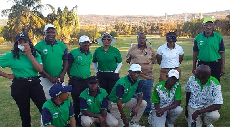Team aims to empower communities through golf